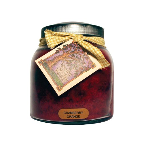 Cranberry Orange Papa Jar
