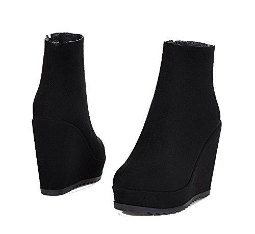 Fermeture Femme D'Orteil Zip AgeeMi Shoes qzxtPPwf