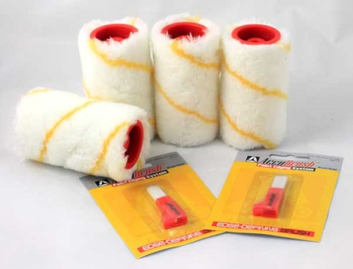 Accubrush Refill Kit Rollers Brushes product image