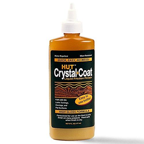 Wood Hut - HUT Crystal Coat