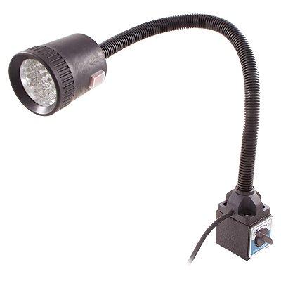 HHIP 8401-0445 LED Goose Neck Work Light on Magnetic Base, 1