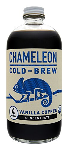 Chameleon Cold-Brew Coffee Concentrate 16 oz 2 pack Vanilla Coffee