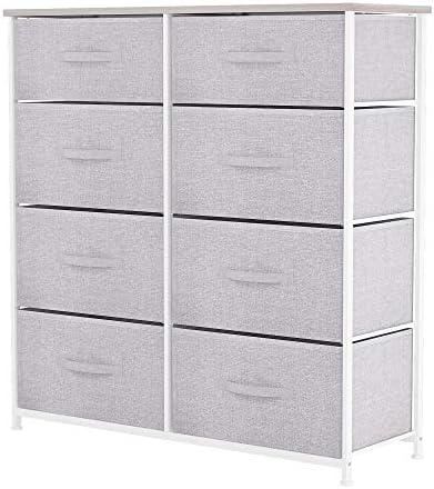 Maxiii Fabric Storage Dresser