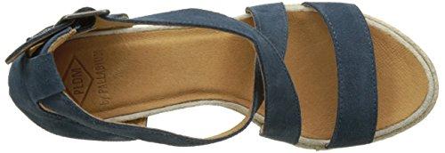 PLDM by Palladium Wellton Sud - Zapatos Mujer Bleu (Petrole)