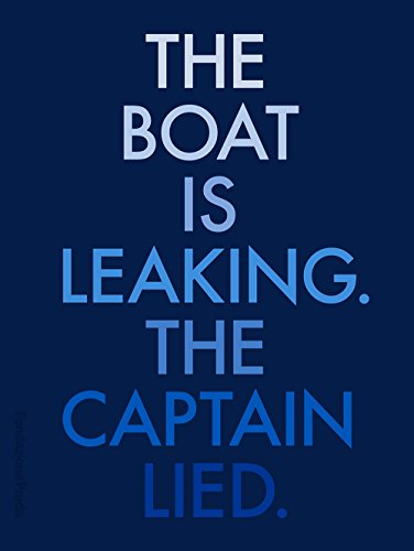 The Boat is Leaking. The Captain Lied.: Thomas Demand, Alexander Kluge, Anna - Catalog Prada