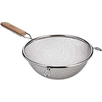 Amazon.com: OXO Good Grips 8-Inch Fine Mesh Strainer: Food ...