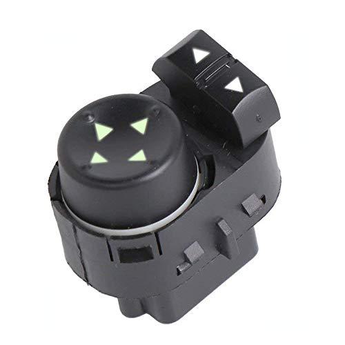 (Issyzone Power Mirror Switch 901182 for Chevy Silverado GMC Sierra 2007-2014 Replace 22883768 25778970)