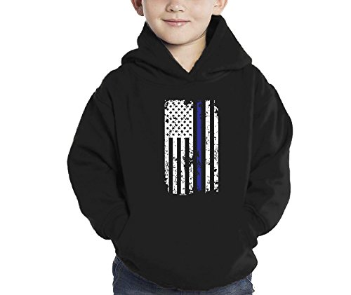 Toddler Little American Hoodie Sweatshirt