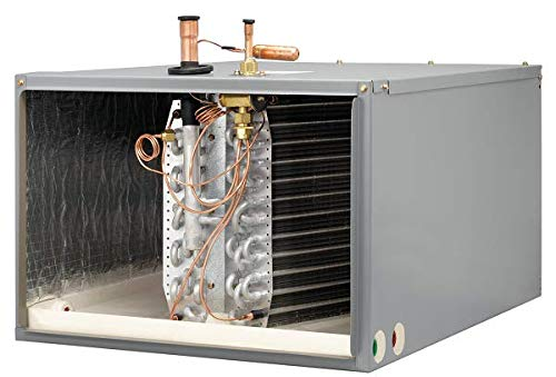 Advanced Distributor Products A60H210P306 3.5-5.0T Aluminum Fin/Aluminum Tube Horizontal Only Evaporator Coil
