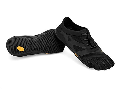 Vibram Fivefingers Women's KSO EVO Barefoot Shoes Black 3...
