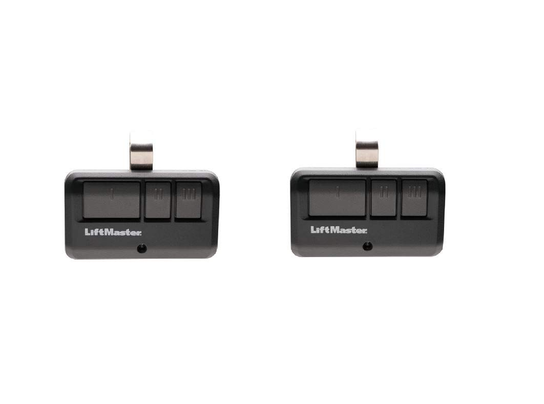Liftmaster 893LM 3-Button Garage Door Opener Remote Control (2 Pack) by LiftMaster