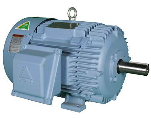213t Frame Rigid Base - Premium Efficiency Rigid Base Motor for 213T Frame, 3600 RPM, 208-230/460V, 7.5 hp, TEFC