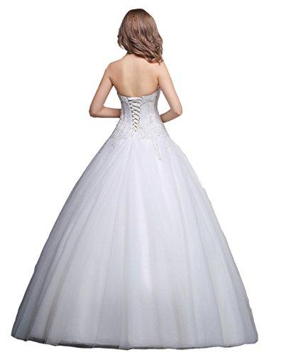 SZIVYSHI Summer New Fashion Was Fine Lace Wedding Bride's Wedding Dress by SZIVYSHI (Image #1)