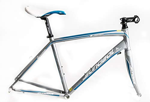 Sundeal R7 50cm Road Bike 6061 Aluminum Frameset + Fork/Extras 700c Silver New