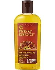 Pack of 5 x Desert Essence Pure Jojoba Oil - 4 fl oz