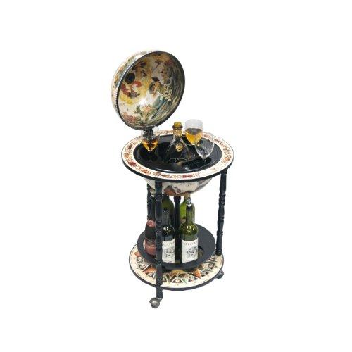 antique globe italian - 8