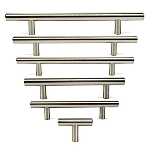 6 1 4 inch drawer pull - 3