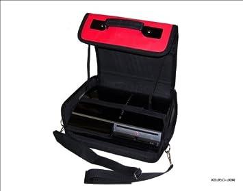 Unbekannt Sony Playstation 3 PS3 Rojo & Negro Unknown Funda ...