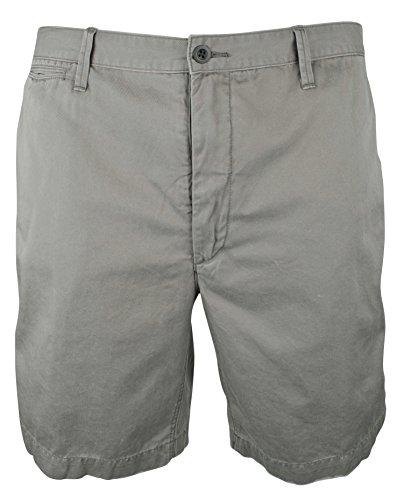 Polo Ralph Lauren Mens Big & Tall Twill Classic Fit Khaki Shorts