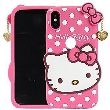 the best attitude a9771 8e30f Aarnik Cute Soft Kitty Silicone Girls Back Cover Case for Xiaomi Redmi Note  5 Pro (Pink)