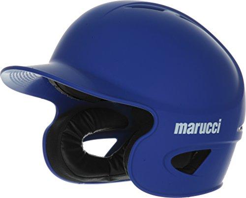 Royal Blue Baseball Batting Helmet - Marucci Adult Team Speed Batting Helmet, Royal Blue, Medium