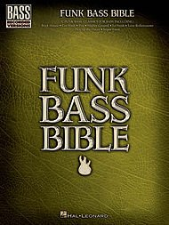 Funk Bass Bible - Bass Recorded Versions