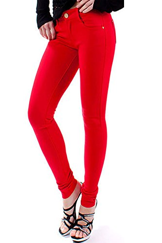 Home Ware Jeans Donna Red Outlet Yf0nrxqFf
