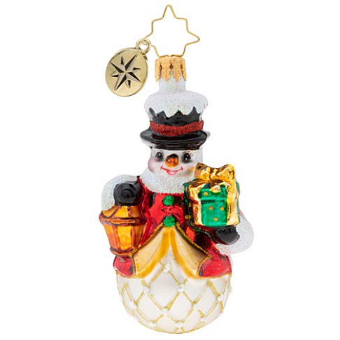 Christopher Radko Light The Way Gem Christmas Ornament, Multicolor