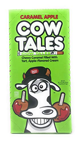 Goetze's Caramel Cow Tales, Apple, 36 -