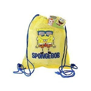 (55 COUNT) SPONGEBOB SLING BAG TOTE - PARTY FAVORS by Nickelodeon