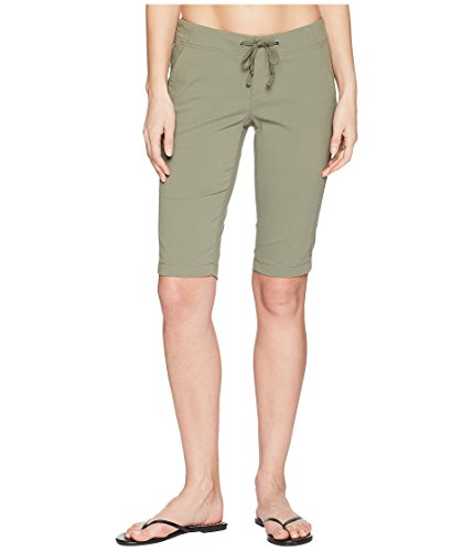 (Columbia Women's Anytime Outdoor Long Short Water & Stain Repellent, Cypress, 16x13 )