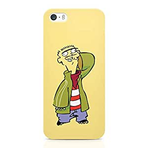 Loud Universe Ed Edd and Eddie iPhone 5 / 5s Case Eddie iPhone 5 / 5s Cover with 3d Wrap around Edges