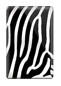 Hot Design Premium Tpu Case Cover Ipad Mini 3 Protection Case(artistic Zebra Print Of) 1876421K18514224
