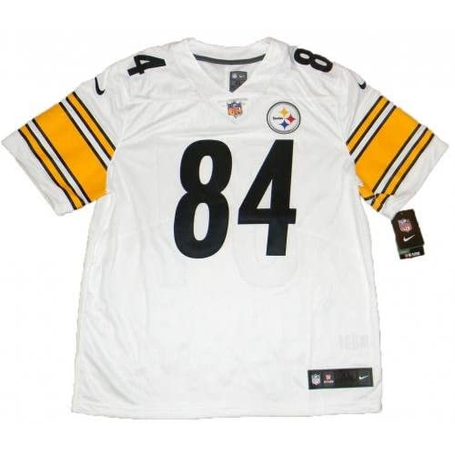 9e8c6a58d Antonio Brown Signed Jersey -  84 Nike Limited - JSA Certified - Autographed  NFL Jerseys
