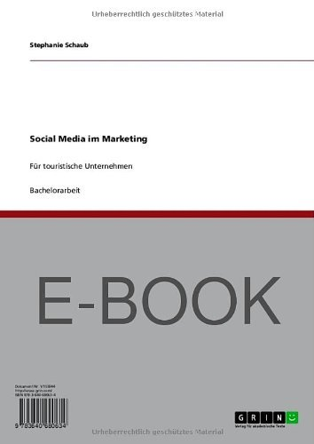 Social Media im Marketing (German Edition)