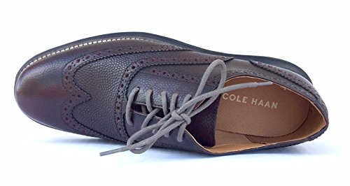 Cole Haan Hombre Lunargrand Largo Wingtip Oxford Cordovan Pbl
