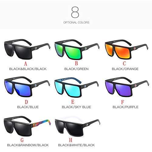 9f40418cdf UKLoving Gafas de sol hombre polarizadas DUBERY UV400 - gafa de sol para  hombre polarizadas aviador Clásico Protección - Conducir al aire libre  Hombres ...