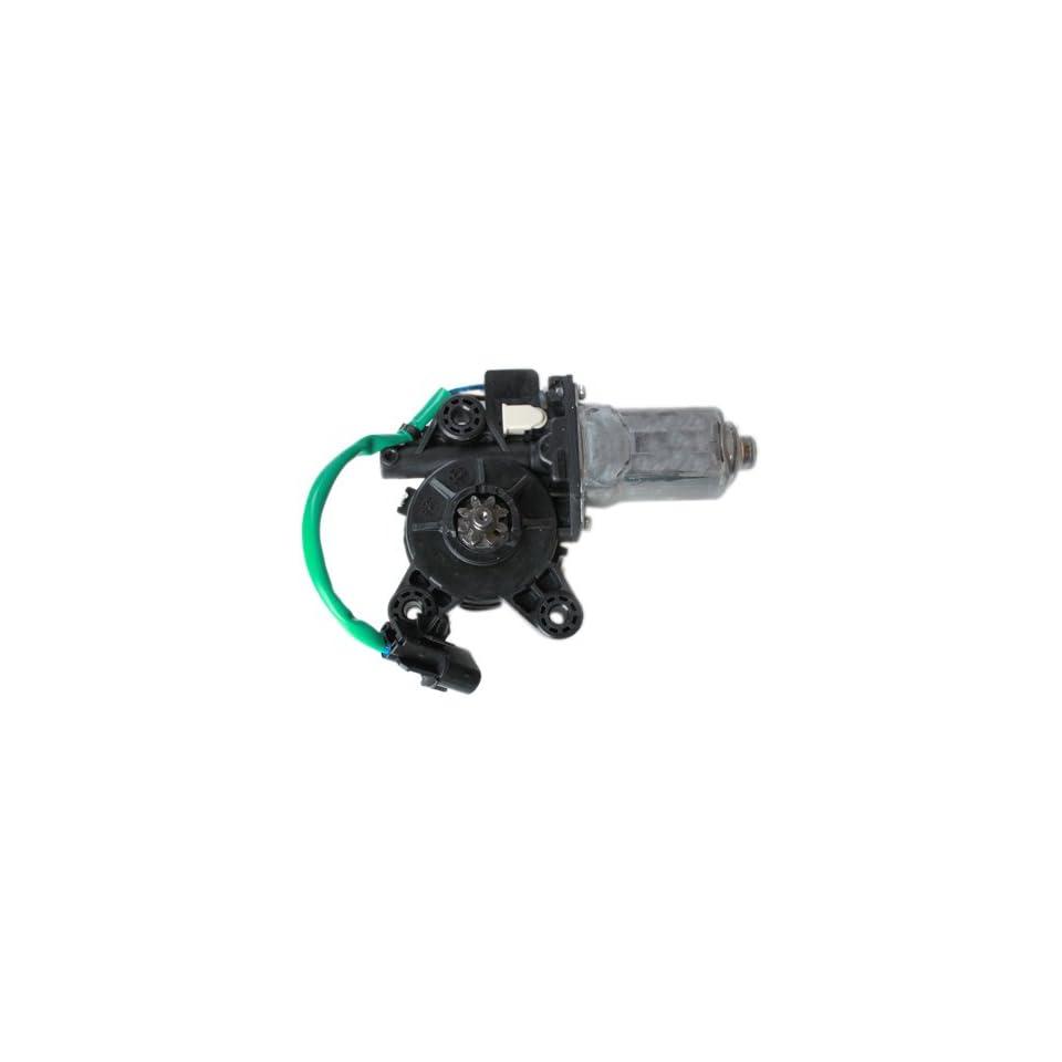 TYC 680044 G Hyundai Santa FE Front Driver Side Replacement Power Window Regulator Motor