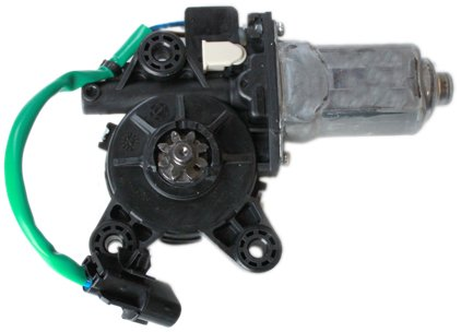 TYC 680044-G Hyundai Santa FE Front Driver Side Replacement Power Window Regulator Motor