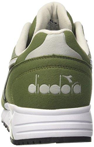 42 a Basso EU Collo Sneaker Verde Diadora Uomo Olivina Verde N902 qzEaOOwyI