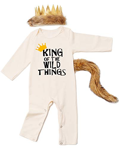 Halloween Baby Boys Girls Costume Romper Wild
