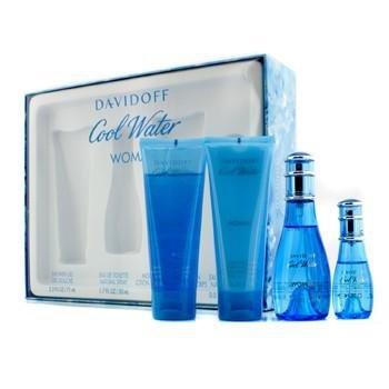 Davidoff 4 Piece Cool Water Coffret Set