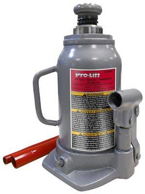 """Pro Lift Bottle Jack Hydraulic 9 - 1/2"""" - 18 - 11/16"""" 20 Ton"""