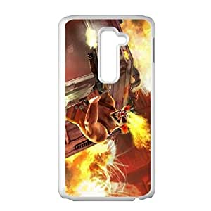 Twisted Metal LG G2 Cell Phone Case White 53Go-489955