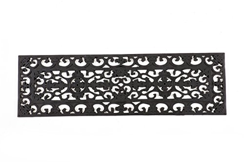 Entryways Recycled Rubber Doormat 30 Inch product image