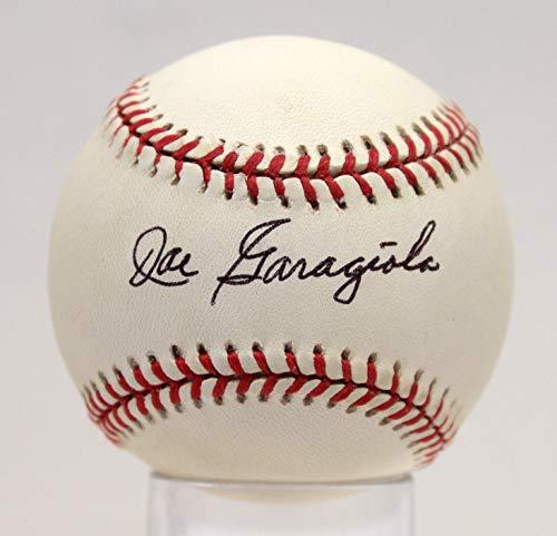 JOE GARAGIOLA CARDINALS SIGNED AUTOGRAPHED OAL BASEBALL BALL PSA/DNA #AE93600 (Baseball Ball Oal)