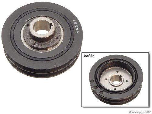 Oes Genuine Crankshaft - OES Genuine Crankshaft Pulley for select Honda/Isuzu models