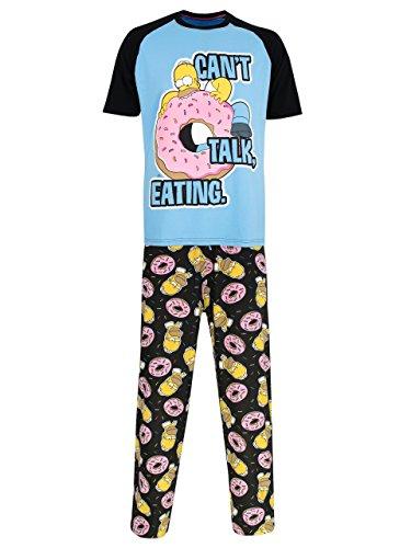 Simpson The Mens' Homer Pajamas XX-Large