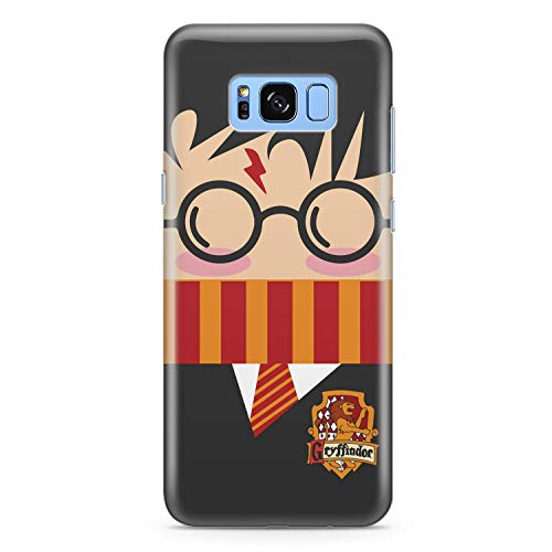 (Boy Face Clipart Samsung S6 Edge Case Stylish Striped Scarf Glasses Drawing Samsung S6 Edge Case Plastic Protective Cover Glossy White Plastic Case Sublimation Case MA1113)