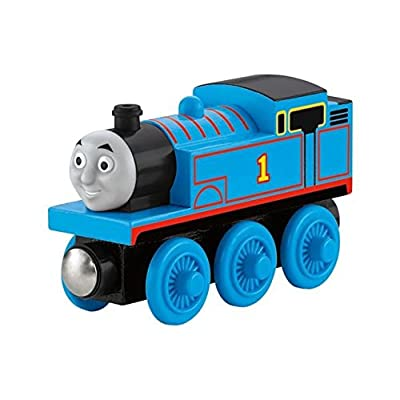 Thomas AND Toad - Thomas Wooden Railway Tank Train Engine - Brand New Loose: Toys & Games